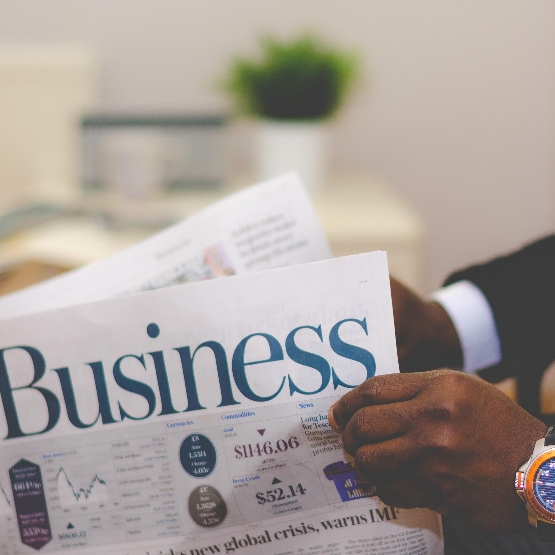Negativity stifles business success