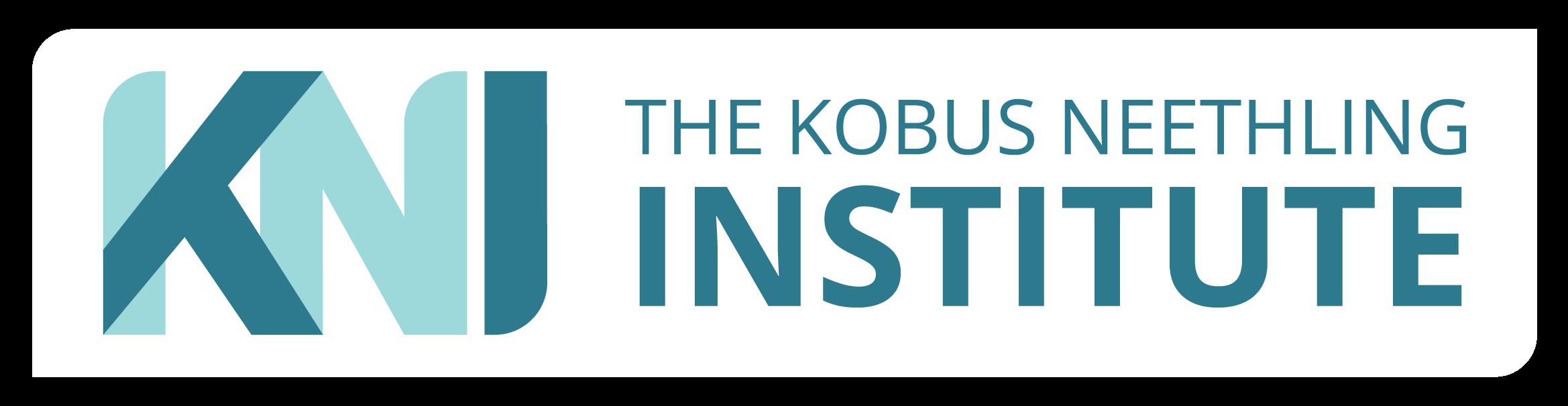 The Kobus Neethling Institute Logo
